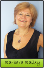 Barbara Bailey, intuitive therapist, founder, and proprietor